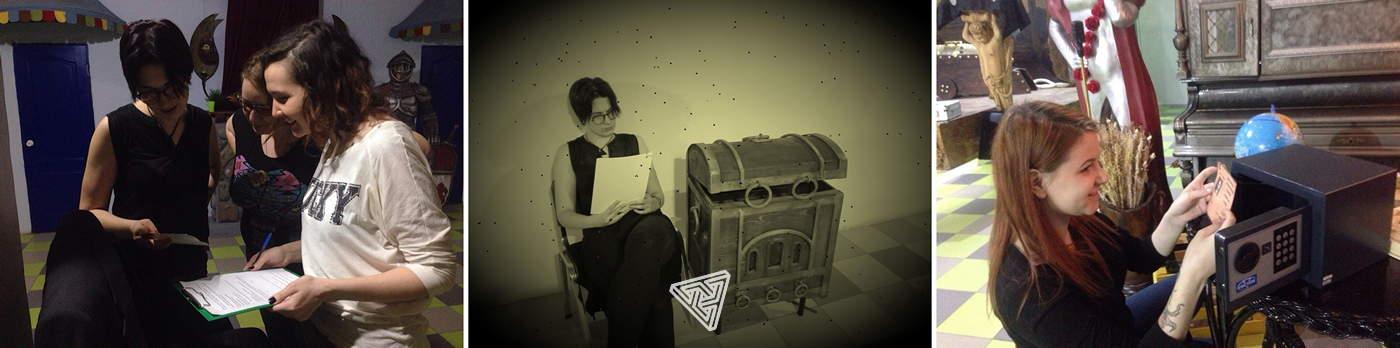 Фото с квеста Мафия